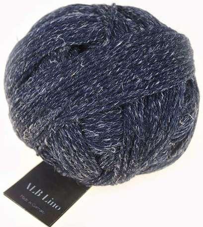 Main alb lino 4485 navy blue