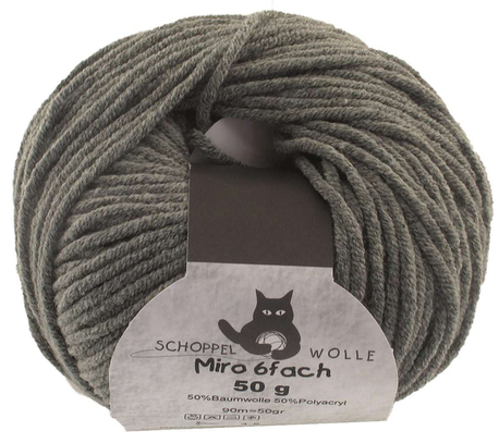 Main miro 6 fach 8933grey variegatted