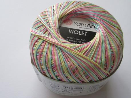 Main violet melange 502