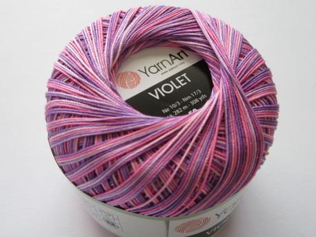 Main violet melange 508