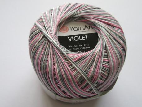 Main violet melange 504