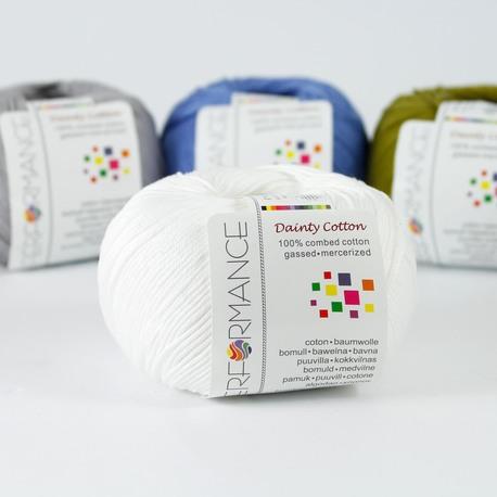 Main dainty cotton 202