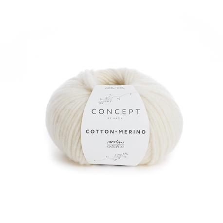 Main cotton merino 100