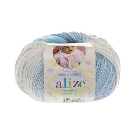 Main baby wool batik 3564