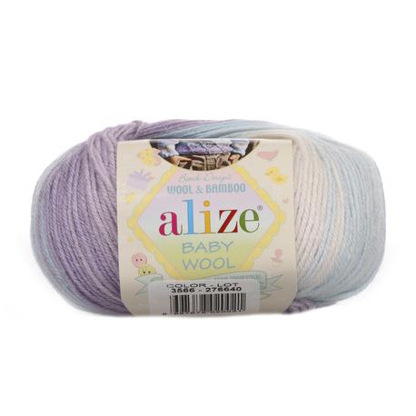 Main baby wool bat k 3566