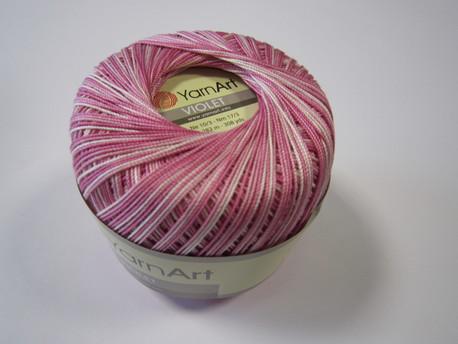 Main violet melange 5338 balti roza