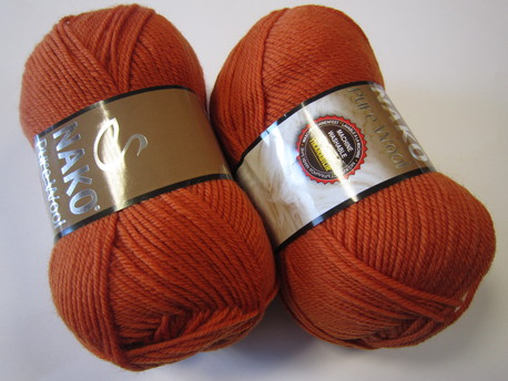 Main pure wool nako 6963 kiegelis