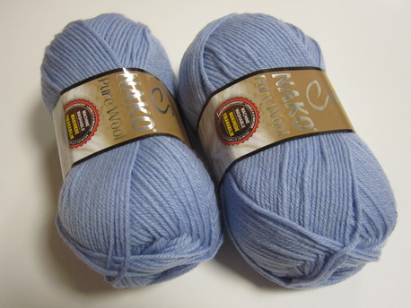 Main pure wool 271 g dzinss