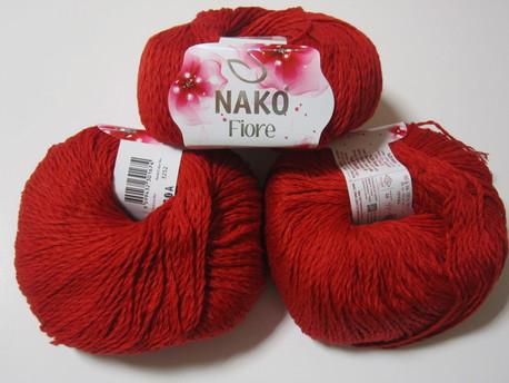 Main fiore 3252 sarkana