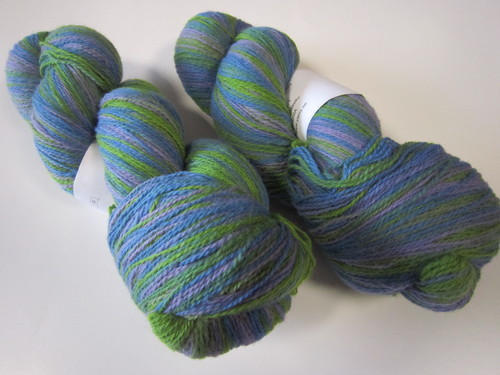 Main aade long 82 green blue lilac
