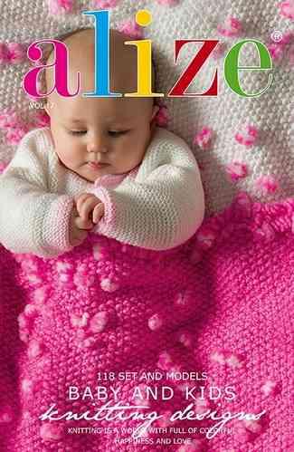 Buy Alize Knitting Magazine Vol17 From Alize Online Yarnstreet