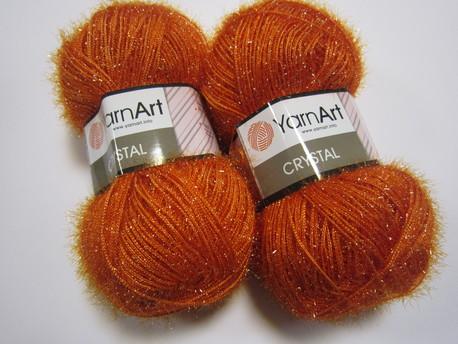 Main crystal 658 oranza