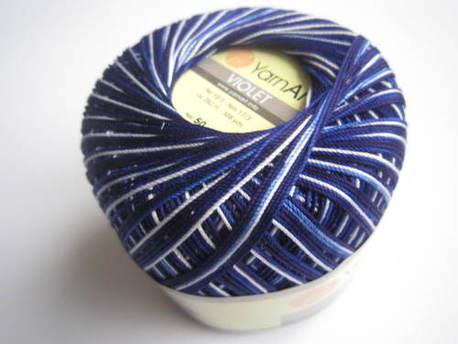 Main violet melange 0189