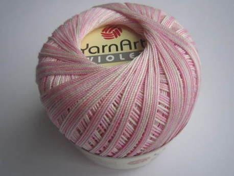 Main violet melange 3051