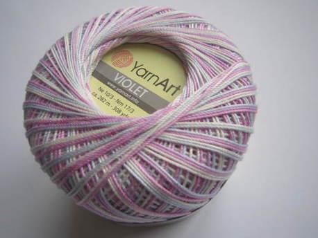 Main violet melange 3053