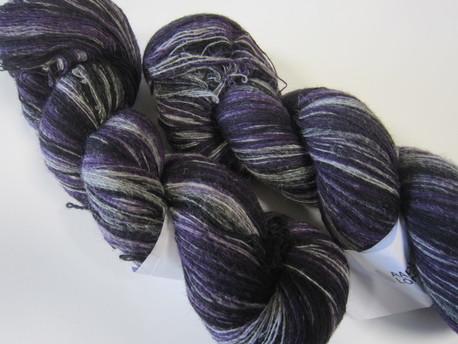 Main aade long 82 black lila