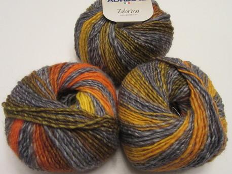 Main zebrino 65