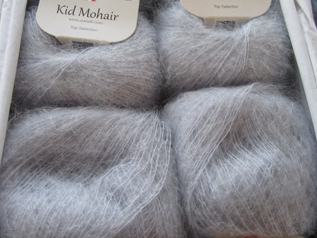 Main kid mohair 082 g peleka