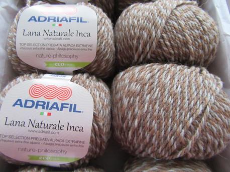 Main lana naturale inca 71