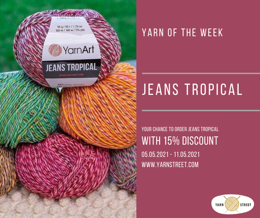 Large yarn of the week 4