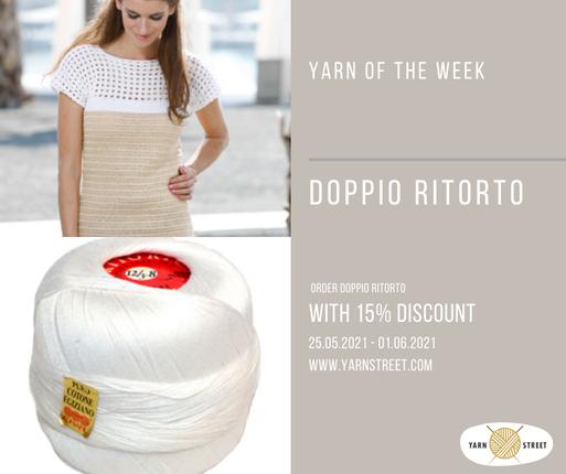Large yarn of the week 9