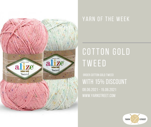 Large yarn of the week 10