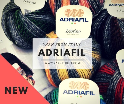 Large yarn from italy
