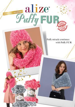 Large puffy fur