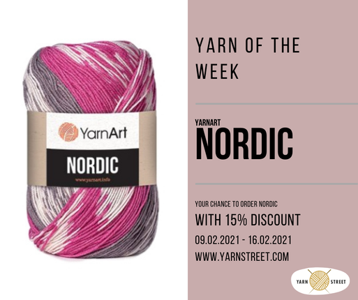 Large yarn of the week