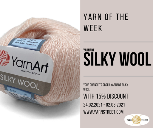 Large yarn of the week 3