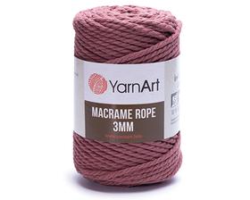 Thumbnail macrame rope 3mm yumak