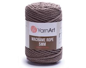 Thumbnail macrame rope 5mm yumak