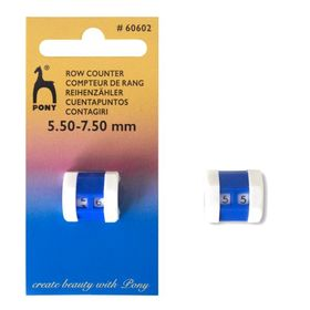 Thumbnail pony 60602 row counter 5 5 7 5mm pi